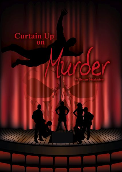 Curtain Up on Murder - Production Artwork600